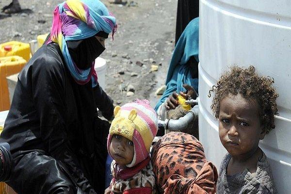 نیمی از بچه ها زیر 5 سال یمنی از سوء تغذیه شدید رنج خواهند برد