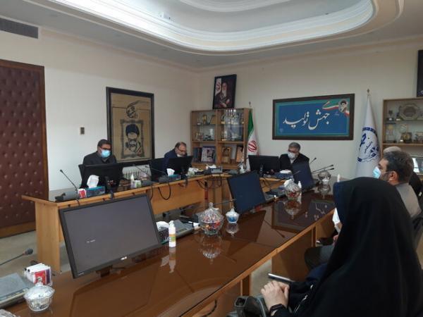 بزرگداشت موسس هفته نامه بازار کار در جهاد دانشگاهی