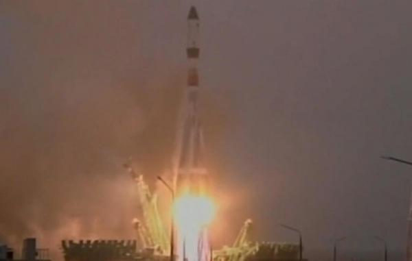 فضاپیمای باری پروگرس روسیه راهی ایستگاه فضایی بین المللی شد