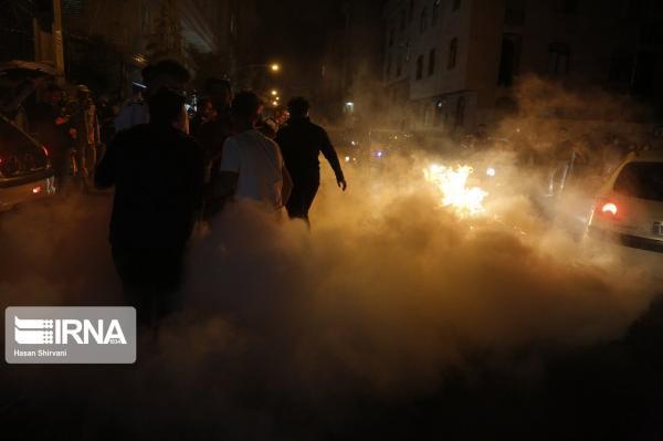 خبرنگاران پلیس تهران: متخلفان چهارشنبه سوری، عید را در بازداشت می مانند