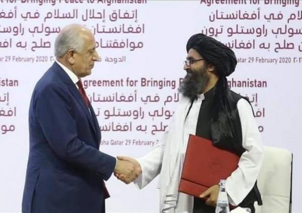 طالبان: تعویق خروج آمریکا نقض توافق دوحه است