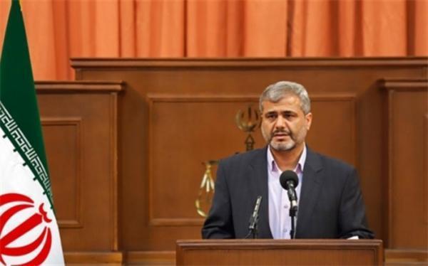 پیغام تبریک دادستان تهران به مناسبت روز جمهوری اسلامی