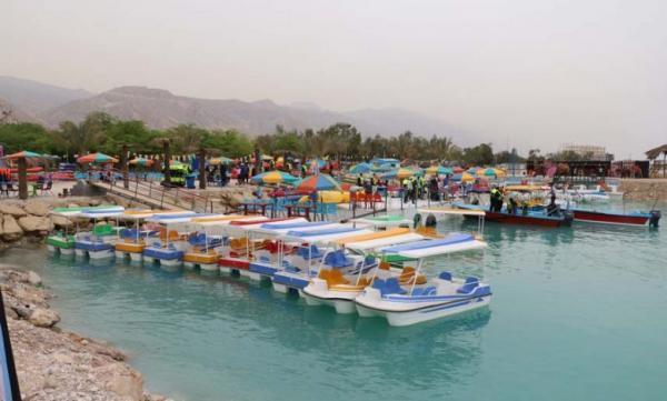 آشنایی با دهکده گردشگری دریایی پازارلند در بوشهر