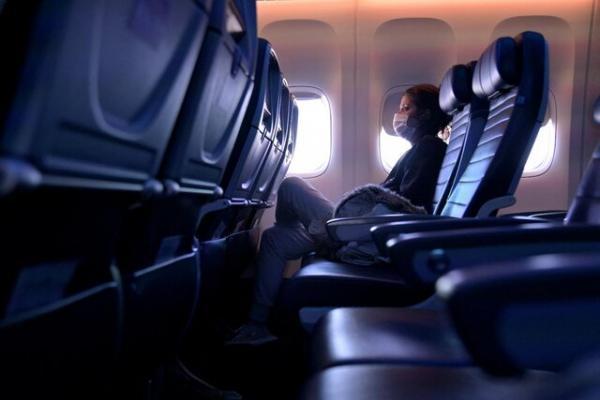 دستورالعمل کارشناسان آمریکایی برای کاهش خطر انتقال کرونا در هواپیما