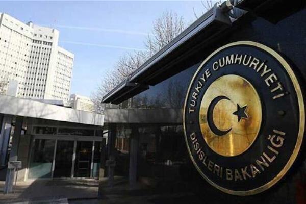 ترکیه سفیر سوئد در آنکارا را احضار کرد