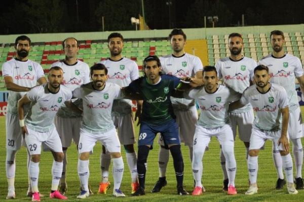 صعود خیبر خرم آباد به جمع هشت تیم برتر جام حذفی