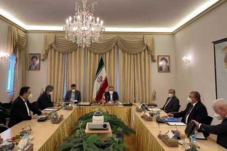 ایران، روسیه و چین خواهان لغو تحریم های آمریکا علیه کشورمان شدند