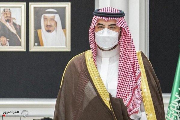 سفر هیات بلند پایه سعودی به عراق به ریاست بن سلمان