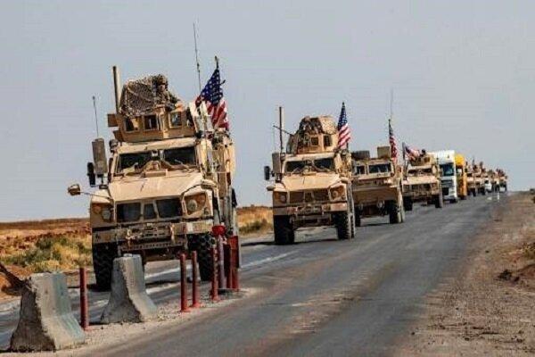 وقوع انفجار در جهت کاروان لجستیک نظامیان آمریکا در بغداد