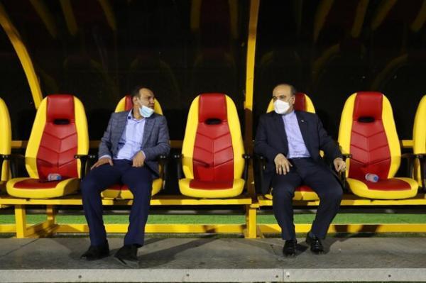 یاری 25 میلیاردی وزارت ورزش به کمپ تیم ملی فوتبال در کیش
