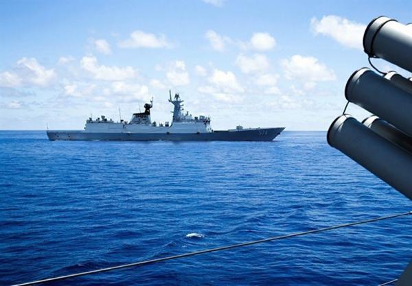عملیات ناو هواپیمابر آمریکایی در دریای جنوبی چین
