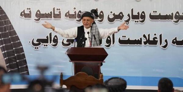 غنی خطاب به طالبان:این کشتار را برای چه کسی انجام می دهید؟، وعده کنید که آب افغانستان را به دیگران نمی فروشید، جمهوریت را حفظ کنید