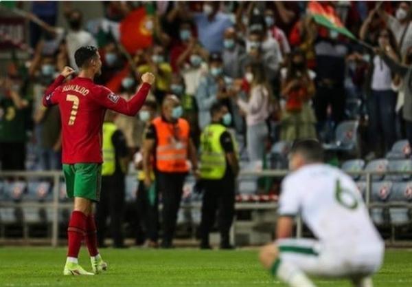 مقدماتی جام جهانی 2022، اروپا، پیروزی دیرهنگام پرتغال در شب دبل و رکوردشکنی رونالدو، توقف فرانسه، هلند و کرواسی