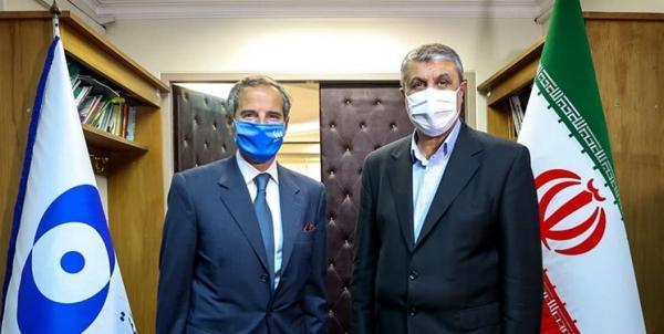 اسلامی: مذاکرات سازنده بود، گروسی دوباره به تهران می آید