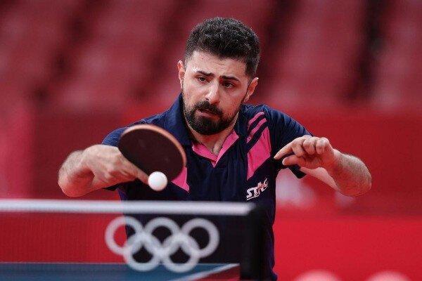 تور ارزان قطر: حذف زودهنگام نیما عالمیان از مسابقات تنیس روی میز قطر